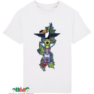 T-shirt Totem Cousines