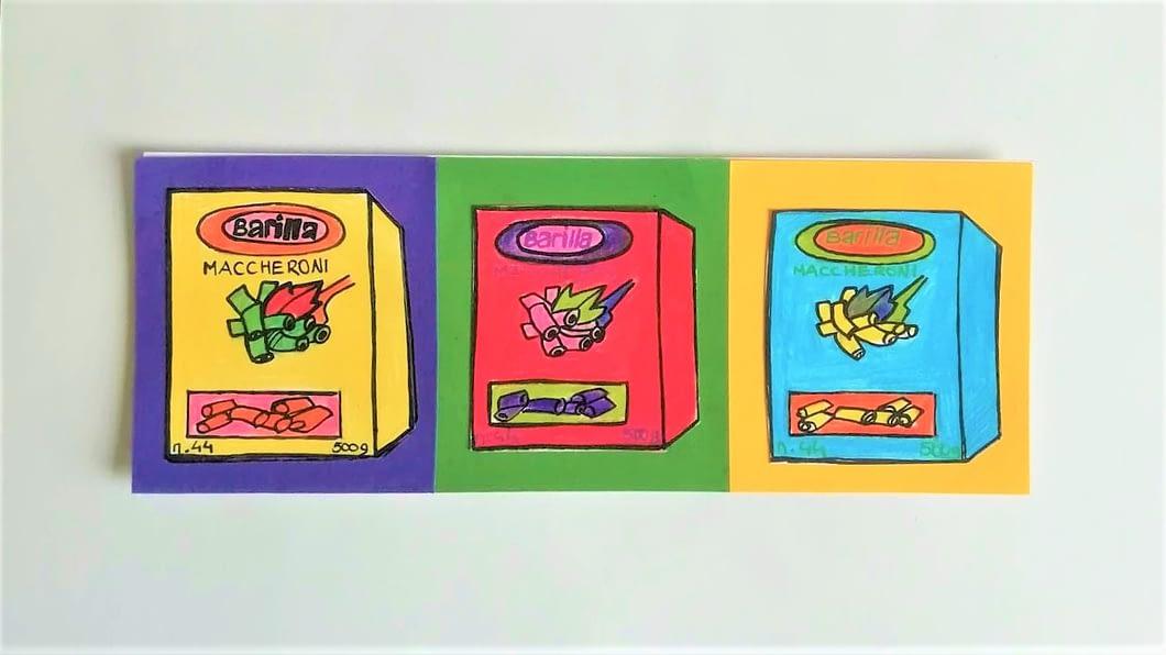 DIY Prends toi pour Warhol!