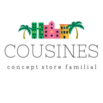 Cousines concept store Home boutique éco-responsable