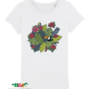 T-shirt Toucan Cousines
