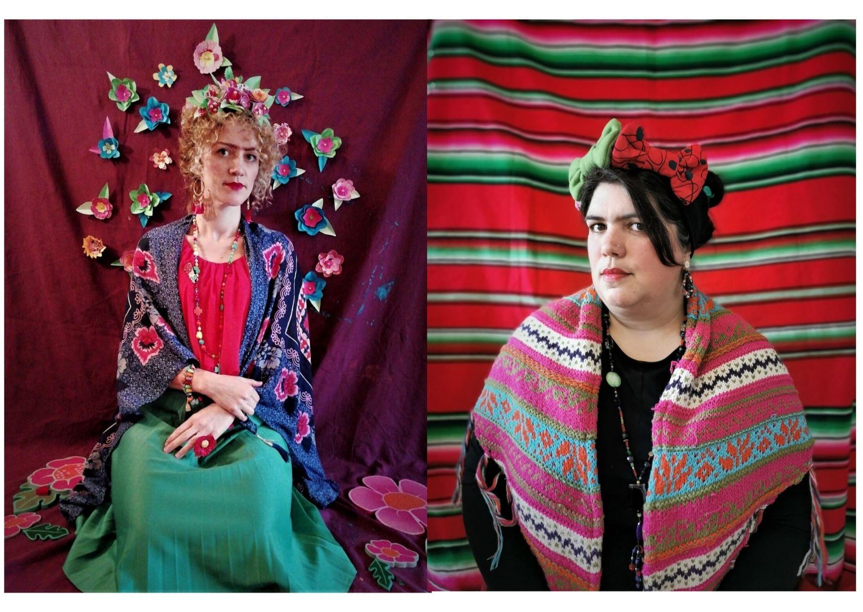 DIY Prends toi pour Frida!