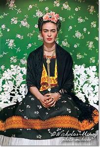 Frida Kahlo par N. Muray