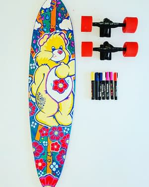 Customisation Long Board
