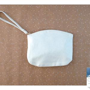 Trousse couronne 100 % coton biologique
