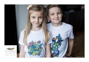 T-Shirt Toucan et Totem Tropiques